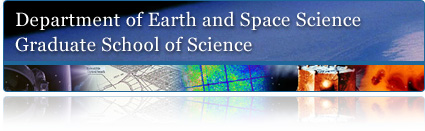 Go to Department of Earth and Space Science Website
